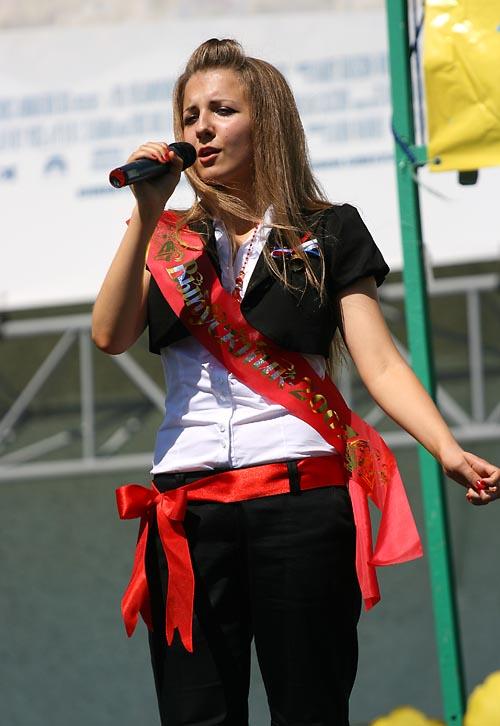 Парк Победы.  Площадь Юности.  Зеленоград, 25 мая 2007 года.