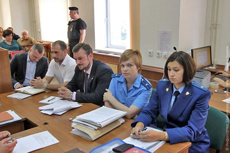 заседание в Мосгорсуде 3