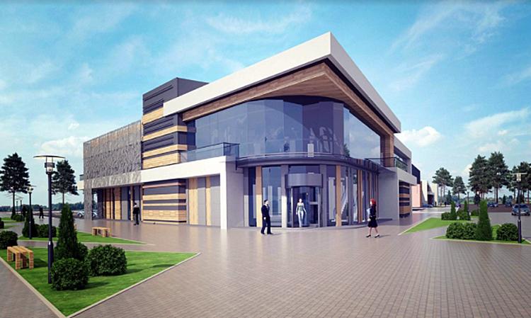Ресторан спаркингом на30 машиномест построят уТЦ «Иридиум» вЗеленограде