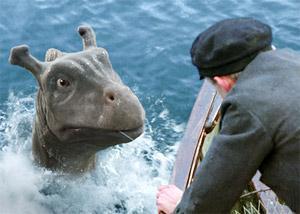 Из фильма мой домашний динозавр