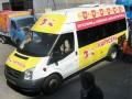 """Рекламное агентство  """"Рязанское Маршрутное TV """" также предлагает воспользоваться услугой брендирования маршрутных такси."""