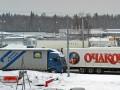 Платная стоянка для грузовиков в Малино появится к концу года