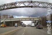Левый поворот в Ржавки с Ленинградского шоссе закроют в ближайшее время