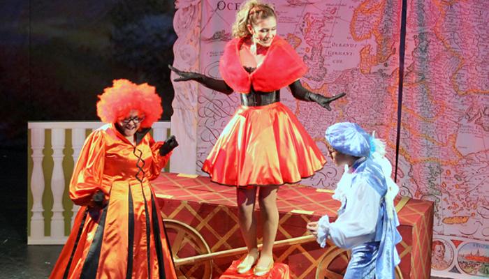 Принцесса на горошине в Центре Мейерхольда.  Билеты в Центр Мейерхольда.