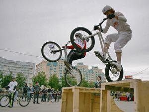 В День города Зеленоград примет этап Кубка России по велотриалу