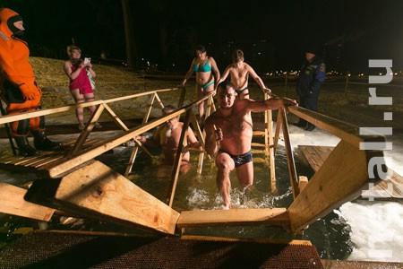 Главный спасатель Зеленограда посоветовал горожанам идти на крещенские купания трезвыми и в валенках