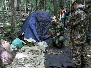 Найденные под Менделеево останки советского летчика захоронят 20 июня
