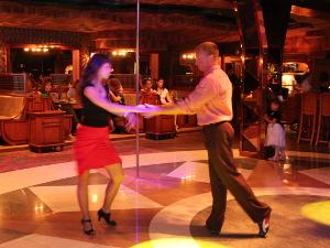 Вечеринка латинских танцев в ресторане «Традиция»