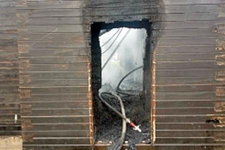 Многодетная семья из Зеленограда погибла на пожаре под Солнечногорском