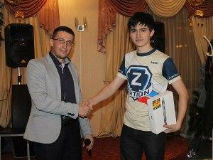 Победителем зеленоградского турнира FIFA13 стал чемпион России по игре на приставках