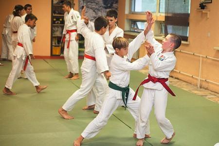 Клуб «Айкидо Зеленоград» набирает в группы детей и взрослых