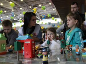 Зеленоградская «Молодежная республика» приняла участие в выставке «СпортЛэнд» на ВВЦ