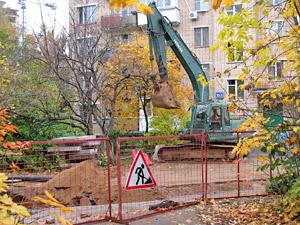 В Андреевке дважды оштрафовали шумных ночных строителей
