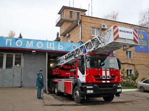 Зеленоградские пожарные лишились высотных автолестниц из-за новых экостандартов