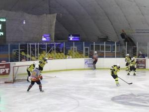 Премьера первенства МХЛ в Тирасполе закончилась бенефисом «Зеленограда»