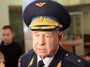 Встреча с космонавтом Леоновым