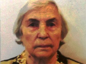 Полиция объявила в розыск 84-летнюю жительницу 10-го микрорайона