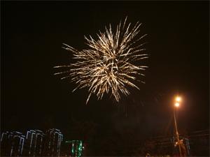 Новогодняя ночь в Зеленограде