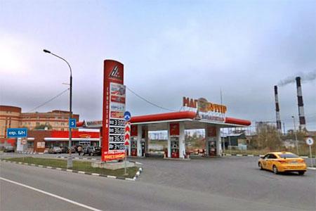 Префектура анонсировала снос автозаправки «Нефтьмагистраль»