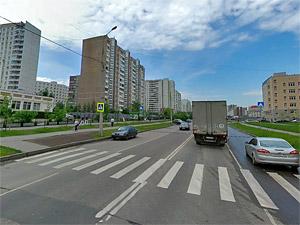 На улице Каменке автомобиль сбил пешехода на «зебре»