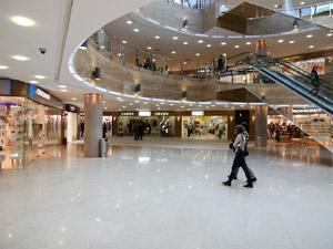 Зеленоград хуже всех обеспечен торговыми центрами