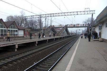 Платформу «Петровско-Разумовское» перенесут ближе к метро