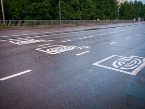 Дорожная разметка в Зеленограде станет более прочной и долговечной