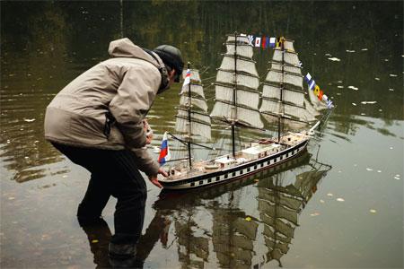Двадцать моделей судов выставят в Музее Зеленограда