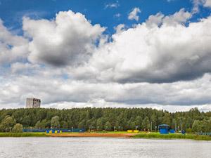 Название парка вокруг Школьного озера предложили связать с железной дорогой
