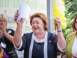 Драгункина победила на выборах в Мосгордуму