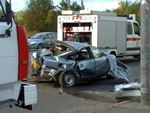 В аварии на проезде 657 погибла девушка