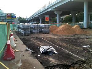 Парковки на станциях Крюково и Малино создадут до конца месяца