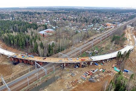 Эстакаду в Фирсановке пообещали открыть через полтора месяца