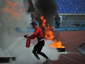 В Зеленограде начало функционировать Всероссийское добровольное пожарное общество