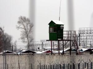 Ночью на территории тюрьмы произошел пожар