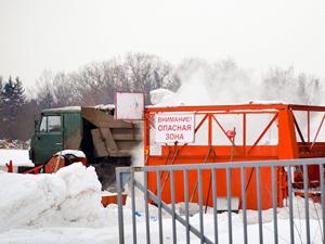 Префект попросил избавить жителей Малино и Рожков от запаха канализации