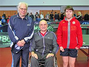 Зеленоградка выиграла «золото» чемпионата России по настольному теннису