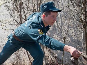 Зеленоградский пожарный понесет олимпийский факел Сочи-2014