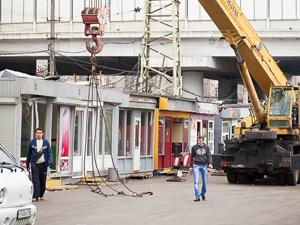 Префектура попросит ОЖД вернуть торговлю на станцию Крюково