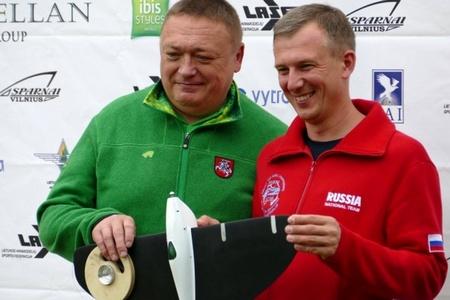 Зеленоградские авиамоделисты выиграли этап Кубка мира в Литве