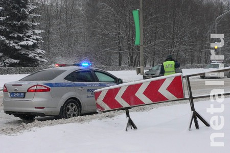 ГИБДД Зеленограда проведет рейд  «Ваш пассажир — ребенок»