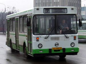 Два автобусных маршрута Зеленограда передадут подмосковному перевозчику
