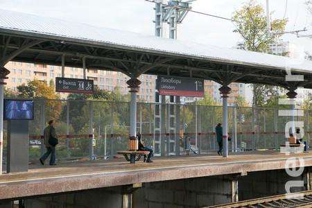 Расписание электричек научастке Ховрино-Москва поменяется 28октября