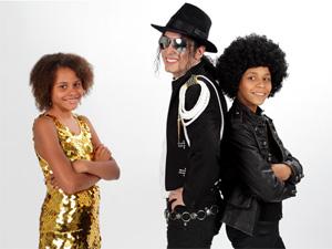 В ДК пройдет премьера шоу о Майкле Джексоне