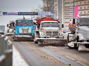Коммунальщики пересмотрят порядок уборки улиц
