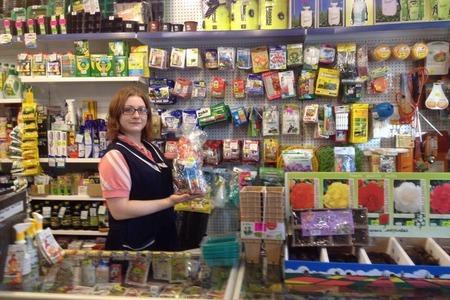 В 8 микрорайоне открылся новый магазин «Дом и Сад»
