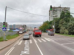 В Андреевке автомобиль сбил юношу и скрылся