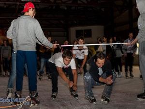 «Сталинград», ночь на льду, благотворительный авточеллендж, турнир по регби, Валерий Леонтьев