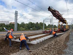 В РЖД назвали новую дату запуска четвертого пути Москва–Крюково