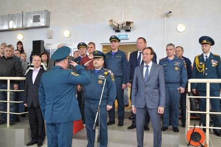 В Малино провели Кубок и Первенства Москвы по пожарно-прикладному спорту